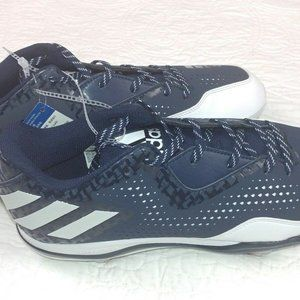 Adidas Power Alley 4 Baseball Cleats Collegiate